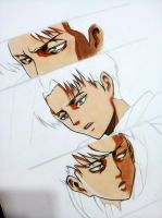 Wip (Rivaille Snk) by Anan-MaQsoud
