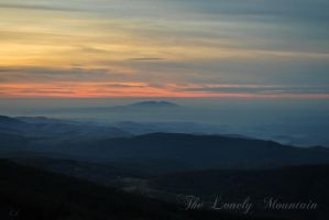 The lonely mountain by Lk-Photography