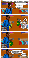Spark Comic 42 - Clothes Shopping (Part 2) by SuperSparkplug