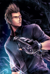 FFXV - Ignis by yuuike