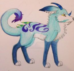 Creature adopt! 10 points(CLOSED) by Ukulelewolfeh