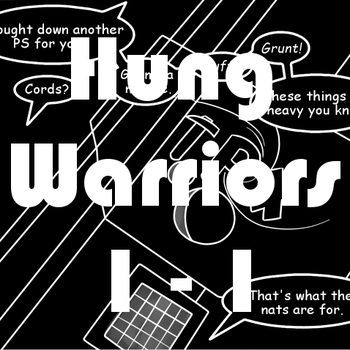 Hung Warriors 1 - 1 by Urulai