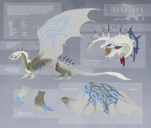 Hagall reference by Dezilon