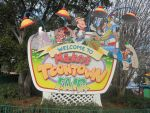 The Old Sign of Mickey's ToonTown Fair by JamesThunder