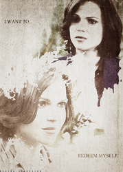 Regina Mills Graphic 02 by TiffanyValentine