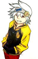 Soul Eater Evans : Soul Eater Fanart by TheOneAndOnlyQueen