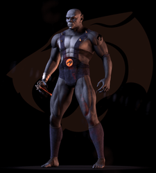 TC - Panthro - Turntable GIF 1 by paulrich