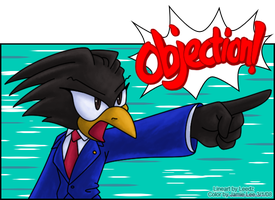 Collab - OBJECTION by Jammerlee