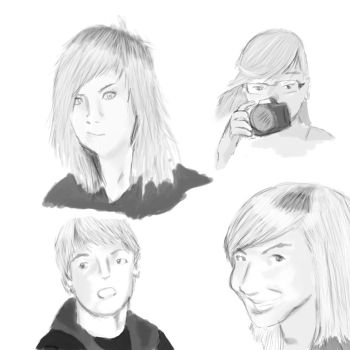 More drawings by adell14