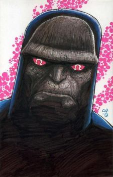 Darkseid Is! by olybear