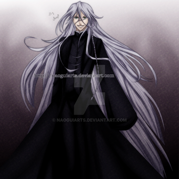 Undertaker -colored- by naoguiarts