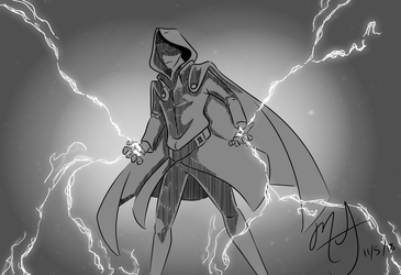 The Wight Wizard by wide-margins