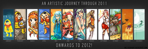 2k11 Journey by ohmonah
