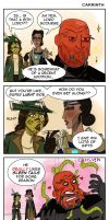 SWTOR: Sleen Tails (minor spoilers) by carrinth