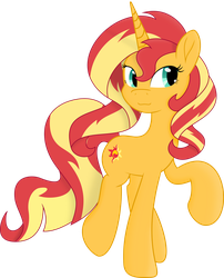 [Sunset Shimmer] Random by Kopcap94