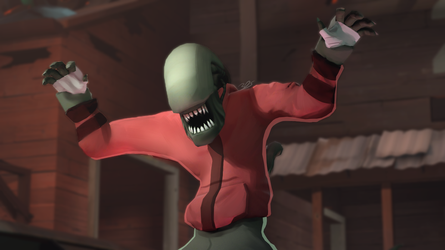 SFM: jazz hands [Commission] by 3DylanStar