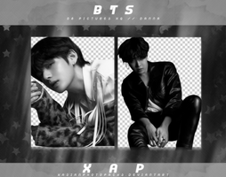 Pack Png 341 // BTS (Love Yourself Tear) (O ver) by xAsianPhotopacks