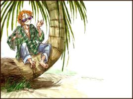 Tropical boy by Naa-