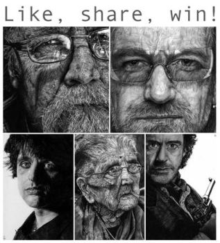 Like, share, win by Skippy-s