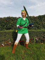 Link Cosplay 1 by Iglybo