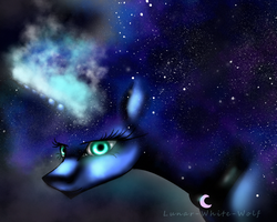 The Princess of the night by Lunar-White-Wolf