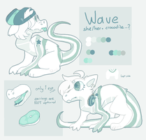 Wave Ref by PxnicStar