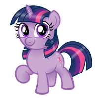 Twilight Sparkle 3.0 by AleximusPrime