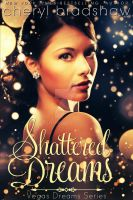 Romance cover: Shattered Dreams by Dafeenah