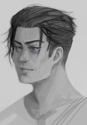 OC Portrait- Schrade by Lilith-the-5th