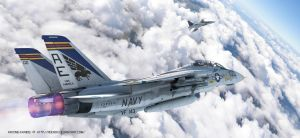 Training to Be  -Top Gun- by rOEN911