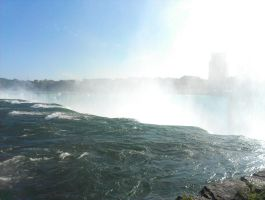 Horseshoe falls by Android-shooter