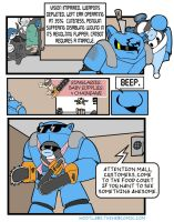 Wootlabs - Issue 2, Page 23 by diceknight