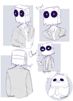 [Villainous] Fancy Flug by owoSesameowo