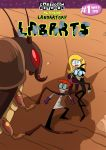 Labrats Cover by miikanism