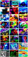 ZX-Spectrum gallery 1997-2003 by gas13
