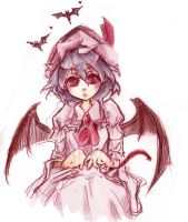 Remilia by noel8890