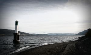 Fintry Light House by jewelslove