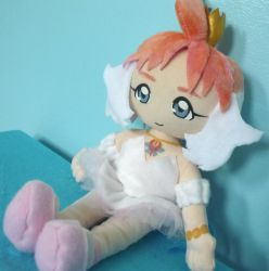 Princess Tutu Plush by Nikicus