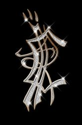 Bling Initial by Miss-Christina-VII