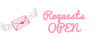 Pink Mail Requests Open Icon by Jonetsubara