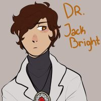 [SCP] Dr Bright by ArtisticallyDeadly