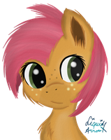 Cute little filly. by jazzy-rose-hxc