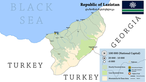 Lazistan Republic by Breakingerr