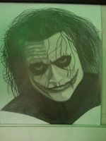 The Joker Realistic Portrait by DOGGMAFFIA