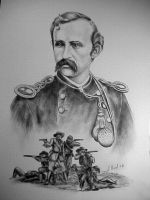 George Armstrong Custer by willow1