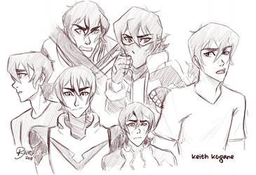 Keith by Buurd