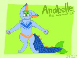 Anabelle ref by peanutcat62