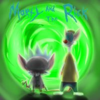 Morty and the Rick by KaiHanyo