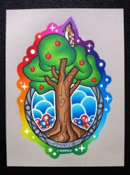 Tree Of Life by EhrenThibs