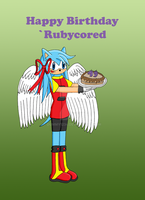 b-day gift for Rubycored by dummy1234